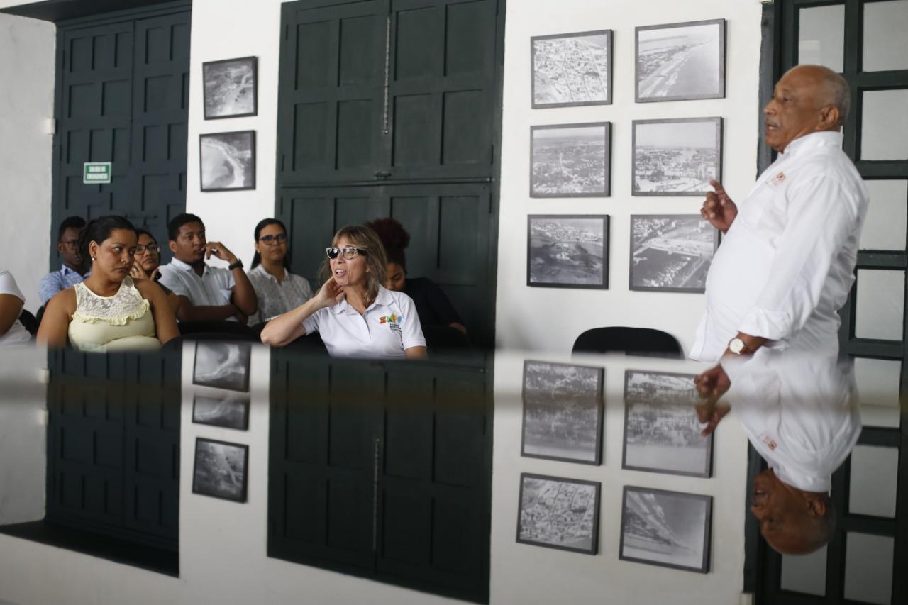 Fase de apropiación: Talleres de formación con maestros de las 9 instituciones